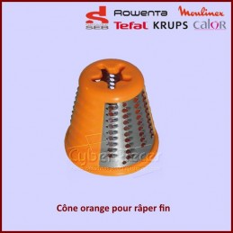 Cône à râper fin Orange Seb SS-193077 CYB-411462