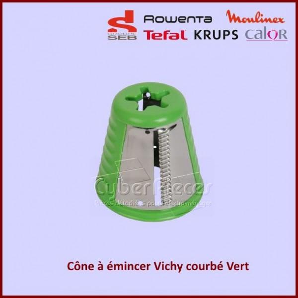 Cône à émincer Vichy courbé Vert Seb SS-193759