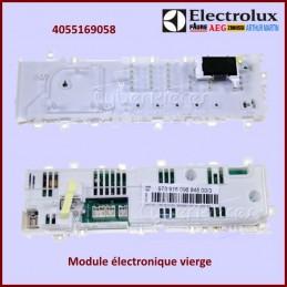 Carte Electronique Electrolux 4055169058 à configurer par nos soins CYB-326513