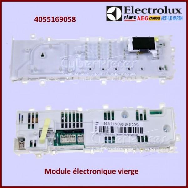 module electronique electrolux 4055169058 configurer par. Black Bedroom Furniture Sets. Home Design Ideas