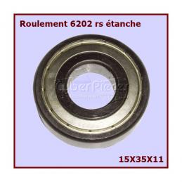 Roulement 6202 rs étanche CYB-118941