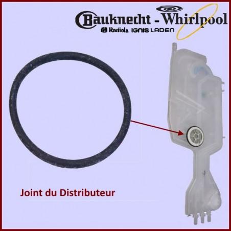 Joint torique REG.DOSAGE Whirlpool 480140102392