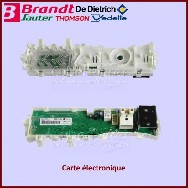 Carte de commande Brandt AS0014738
