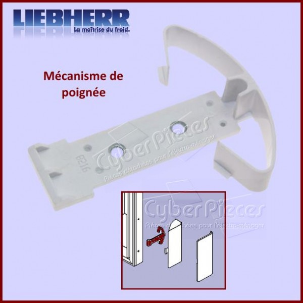 Mécanisme de poignée Liebherr 7424985