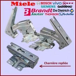 Lot de 2 charnières Bosch...