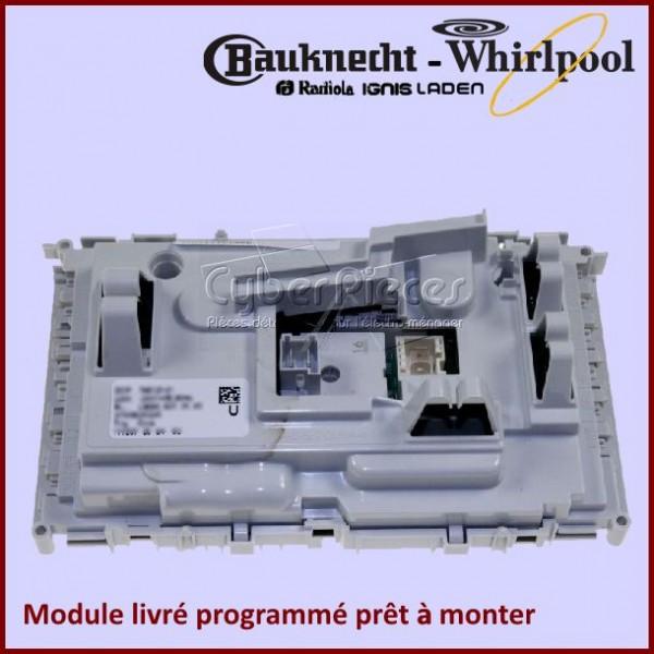 Module Platine de Puissance Programmé 480112101535