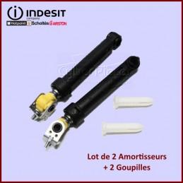 Lot de 2 amortisseurs C00286060 CYB-430166