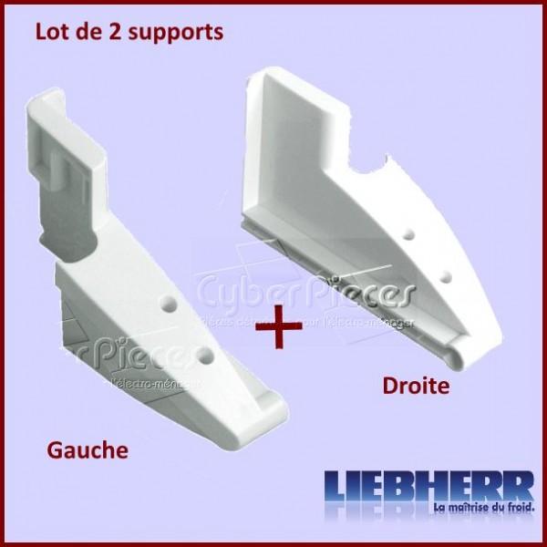 Lot de 2 supports de tablette LiebHerr (droite + gauche)