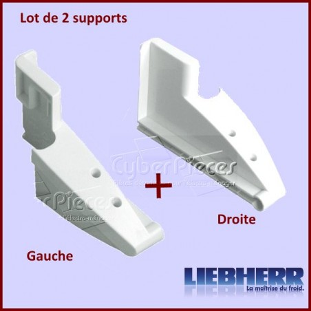 Lot de 2 supports de tablette LiebHerr (droite + gauche)