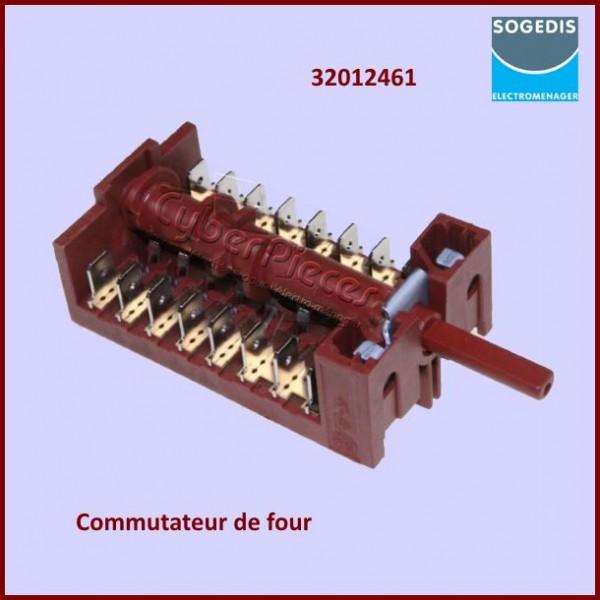 Commutateur de four Sogedis 32012461