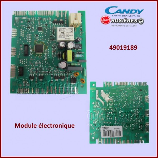 Module électronique Candy 49019189