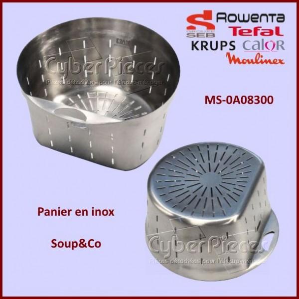 Panier en inox pour Soup'n Co Seb MS-0A08300