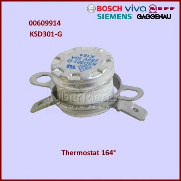 Thermostat klixon 164° - KSD301-G / Bosch 00609914