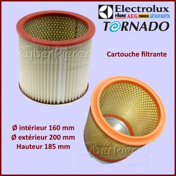 Filtre cartouche Bidon Type S09 Electrolux 53190095090
