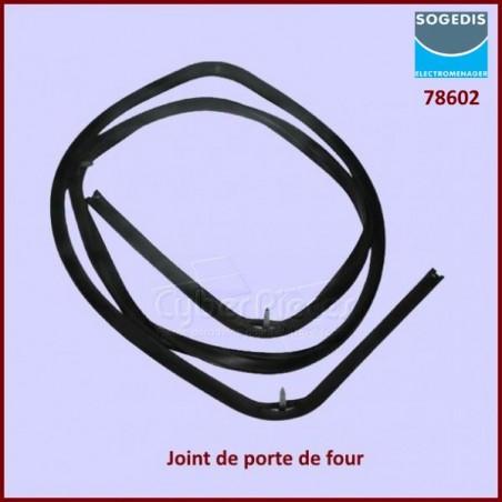 Joint de porte de four Sogedis 78602