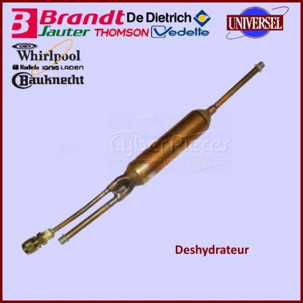 Deshydrateur R12/R134A/R600A 3 Voies 15G DRS15 Brandt 93X1594