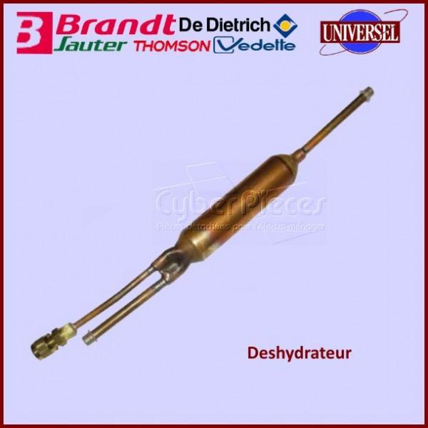 Deshydrateur R12/R134A/R600A 3 Voies 10G DRS10 Brandt 43X0895