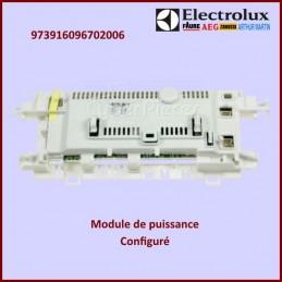 Carte électronique configuré Electrolux 973916096702006 CYB-007177