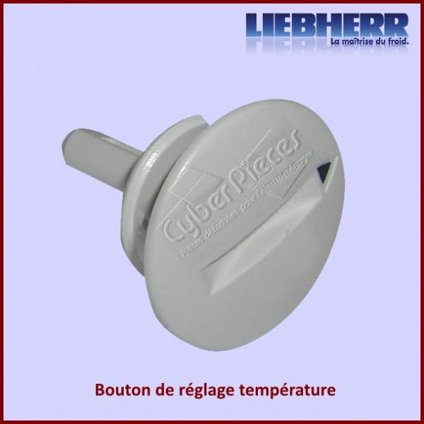 bouton de r glage liebherr 7424080 pour refrigerateurs et congelateurs froid pieces detachees. Black Bedroom Furniture Sets. Home Design Ideas
