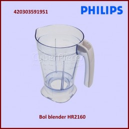 Bol de blender HR2160 Viva Philips 420303591951 CYB-126151
