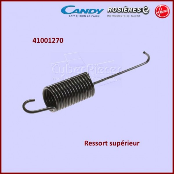 Ressort supérieur Candy 41001270