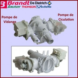 Ensemble double pompe AS0016022 CYB-223065