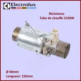 Résistance tube de chauffe 2100W Electrolux 50277796004 CYB-089173
