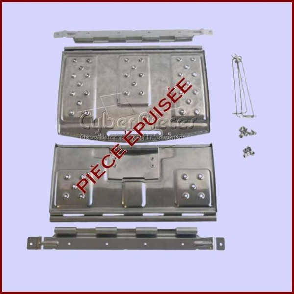 Kit Porte 195mm Whirlpool 481931038328 ***Pièce épuisée***