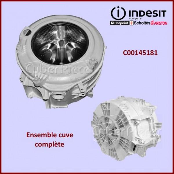 Ensemble cuve tambour Indesit C00145181