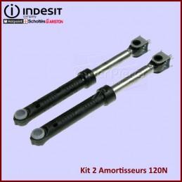 Lot de 2 Amortisseurs C00303587 CYB-341813