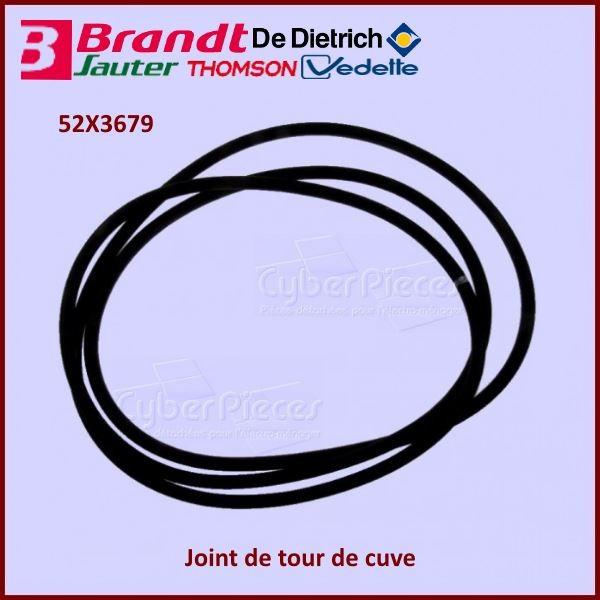 Joint de tour de cuve Brandt 52X3679