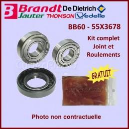 Kit Palier BB60 Groupe Brandt 55X3678 GA-105989