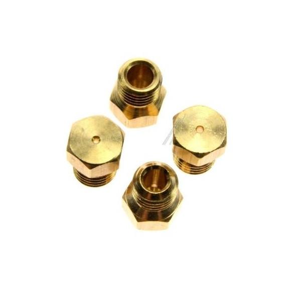Kit injecteurs butane C00084661