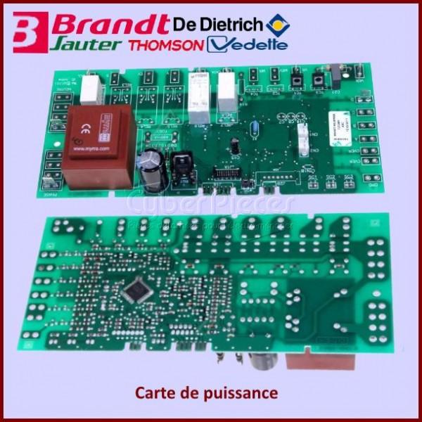 Carte de puissance Brandt 72X3861
