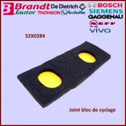 Joint bloc de cyclage...
