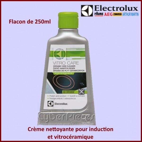 Crème nettoyante pour induction et vitrocéramique