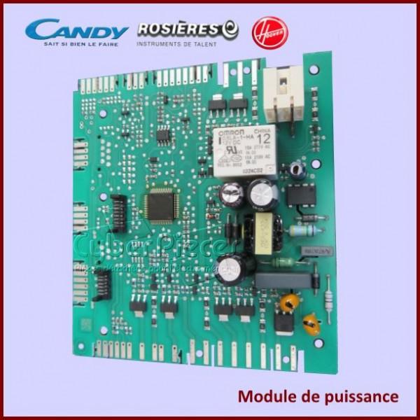 Carte électronique programmée Candy 49023878