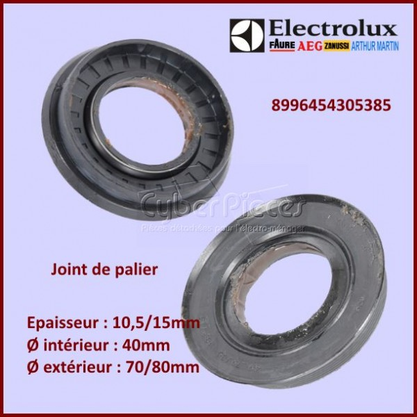 Joint d'axe 40x70/80x10.5/15 Electrolux 8996454305385