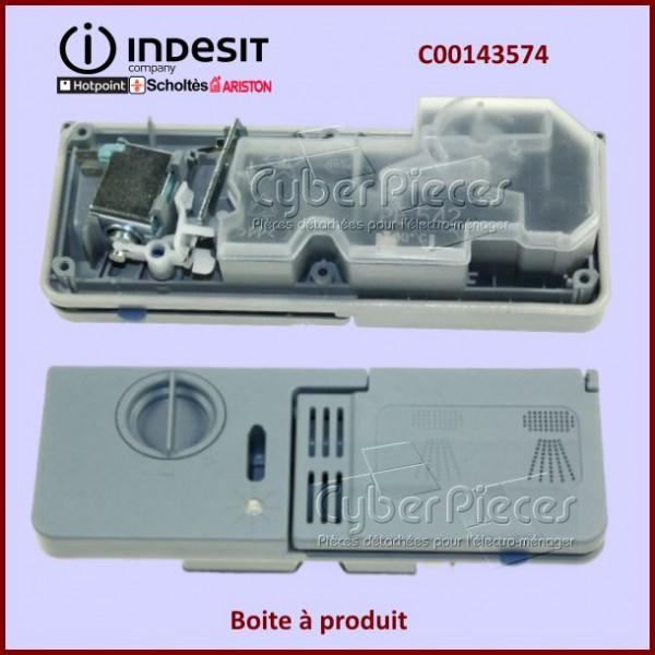 Boite à produit Indesit C00143574