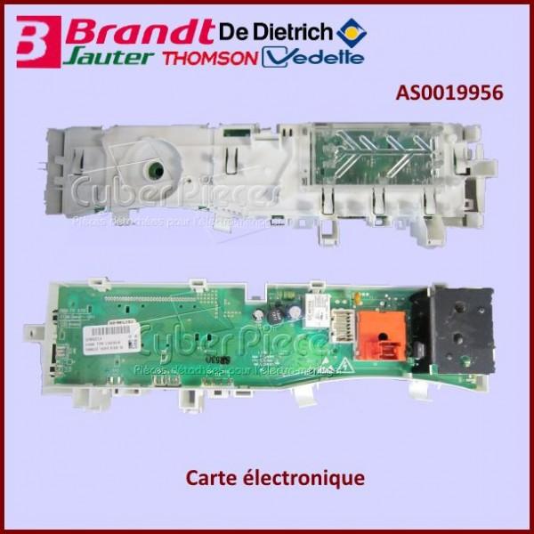 Carte de commande Brandt AS0019956