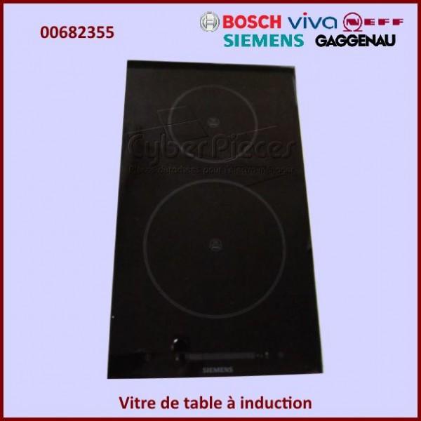 Surface vitrocéramique Bosch 00682355