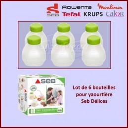 Bouteilles yaourt à boire...
