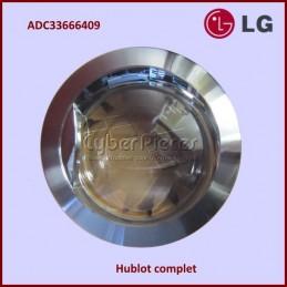Hublot complet LG ADC33666409