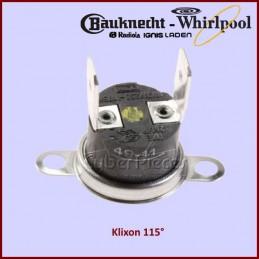 Klixon 115° Whirlpool...