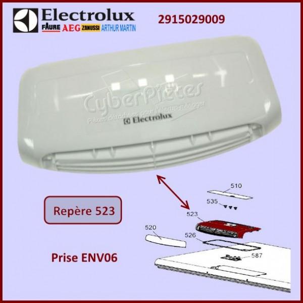 Poignée prise ENV06 Electrolux 2915029009