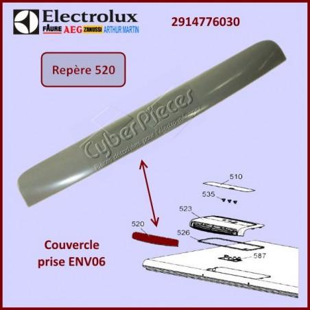 Couvercle prise ENV06 Electrolux 2914776030