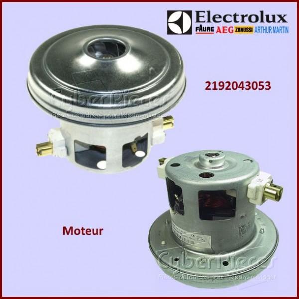 moteur aspirateur electrolux 2192043053 pour aspirateur petit electromenager pieces detachees. Black Bedroom Furniture Sets. Home Design Ideas