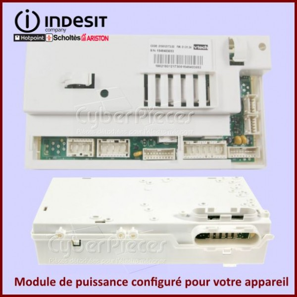 Carte électronique ARC2.75 COLL FULL WM BPPTCLOWP ED Indesit C00307218