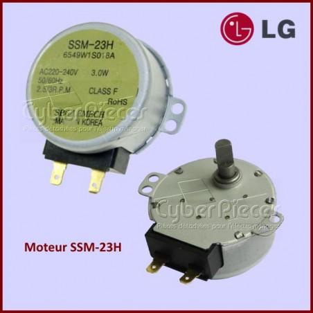 Moteur de plateau LG 6549W1S018A