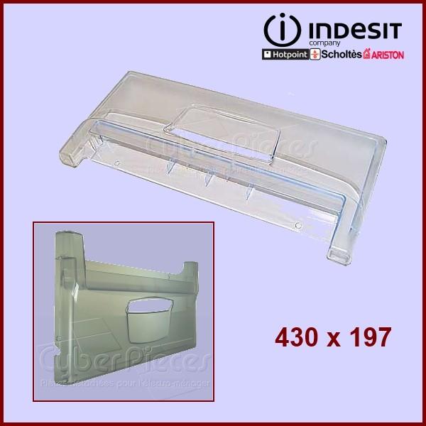 fa ade de tiroir cong lateur c00283745 pour refrigerateurs et congelateurs froid pieces. Black Bedroom Furniture Sets. Home Design Ideas